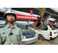上海奉贤工业区天津服装报废处理公司 内衣环保局认可销毁企业