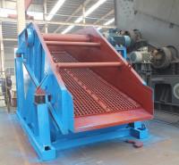 山东振动脱水机供应商 振动式脱水筛 振动筛