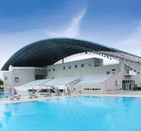 游泳馆网架制作  体育馆网架设计加工安装  先禾专业网架制作  欢迎咨询