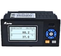 记录仪 4路单色无纸记录仪 XM2000四路无纸记录仪