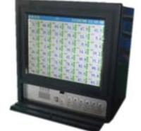记录仪 48路彩屏无纸记录仪 XM8000中长图彩屏无纸记录仪