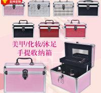 启东现货供应大容量化妆箱不变形