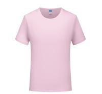 男女定制T恤  专业生产设计 印花圆领短袖t恤   宽松大版T恤工厂批发 广告衫logo