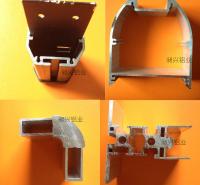 铝合金型材加工定制 6061铝型材厂家 定制 工业铝型材 铝合金型材