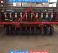 青州播种机 播种打平压实一体机 多行播种 多功能播种机型号