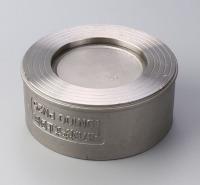 精铸密封对夹式止回阀 不锈钢法兰静音止回阀 现货供应