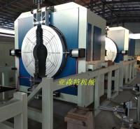 PVC管切割机械  PE无屑管材切割机 大口径管材设备辅机