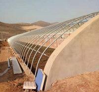 农业种植日光温室  育苗日光温室建设 建造育苗日光温室