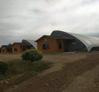 厂家支持定制蔬菜水果温室大棚 日光温室建造厂家 日光暖棚报价