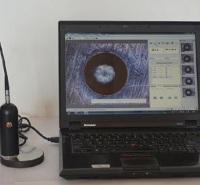 便携式布氏硬度压痕自动测量系统HB-P布氏测量软件