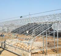 连栋智能温室建设 青州智能日光温室 施工效率高智能日光温室建造商