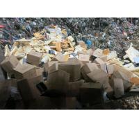 南昌箱包销毁箱包粉碎工厂 帆布包焚烧销毁厂家