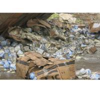 天津南开区乳制品销毁官方认可销毁机构 乳酸饮品安全环保