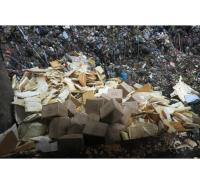 南昌箱包销毁销毁监控 钥匙包箱包粉碎工厂