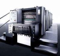 台州小森L440SP印刷机对开八色印刷胶印机半自动印刷胶印机