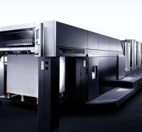 台州小森八色胶印机单张纸胶印机双面印刷胶印机印刷机械