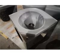 养老院聚氨酯PU聚氨酯注入模具发泡一次成型防撞马桶定制 隔音板马桶套定制