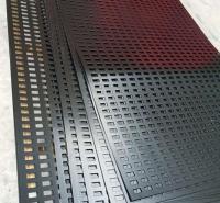 索强装饰墙挂板  方孔挂板    瓷砖挂板厂家供应