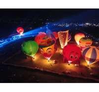 承接全国热气球租赁热气球商业活动