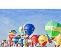 呼伦贝尔热气球体验热气球出租呼伦贝尔热气球旅游
