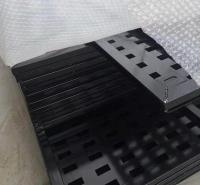 瓷砖展架挂板 展具样品展示架 长方孔铁板展示架定制厂家