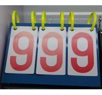 新鲸三位记分牌 桌式计分器 三位篮球记分牌