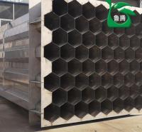 鲁腾加工定制阳极管 不锈钢阳极管厂家 玻璃钢阳极管价格