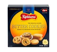 丹麦蓝罐(Kjeldsens) 丹麦进口 681g 曲奇饼干 (单位:盒)