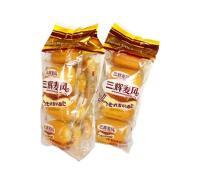 三辉麦风 200g 法式香奶面包(起订量120袋)(单位:袋)