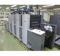 扬州印刷机 海德堡印刷机六色双面 小森二手印刷机商家