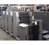 不干胶商标印刷机 孝感印刷机 小森二手印刷机供应