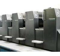小森印刷机械报价 海德堡柔版印刷机 钦州印刷机
