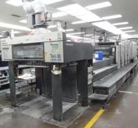 巢湖印刷机 小森印刷机械 不干胶商标印刷机