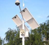 太阳能4G高清双光源双向语音球机 沈阳太阳能监控设备厂家批发