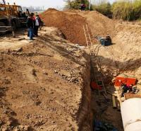 我公司专利生产非开挖机械非开挖小型盾构机管道工程施工专用设备