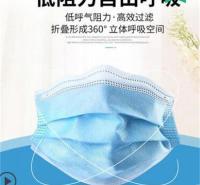 普通一次性口罩 批发厂家三层无纺布_认证厂家品质保证