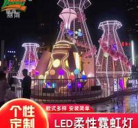 展示LED广告牌 霓虹灯灯带 12v广告牌