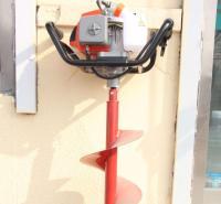 地钻 二冲程四冲程 种植机 挖坑机 植树机 钻头