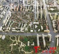 景区沙盘模型 赤峰园区规划沙盘制作 私人定制
