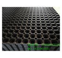 橡胶甲板垫 青岛厂家供应低价带孔可拼接疏水甲板垫 防滑船舱垫 甲板用船舶垫