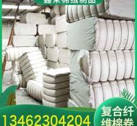 鑫荣棉绒制品 复合纤维棉卷  3层复合纤维棉卷 3层复合卸妆棉卷