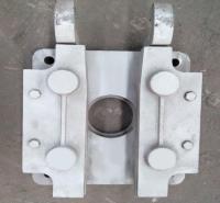 钢包机构件厂家直销 优质钢机构件价格 耐火材料框接  品质保证