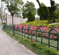 厂家定制 草坪护栏 pvc围栏 草坪塑钢围栏 定制价格