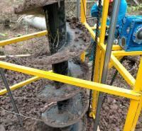 厂家直销-种树挖坑机-电线杆挖坑机-电力工程挖坑-打孔打坑神器