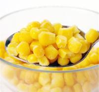 速冻玉米厂家批发  甜玉米加工材料