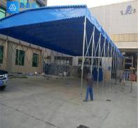 伸缩雨篷 陕西鑫盛泰钢结构有限公司 靠谱 布 市场供应 西安