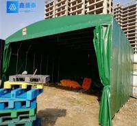 伸缩雨篷 陕西鑫盛泰钢结构有限公司 质量好 暂定 优质供应 西安