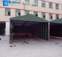 伸缩雨篷 陕西鑫盛泰钢结构有限公司 耐用 暂定 供应 西安