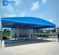 伸缩雨篷 陕西鑫盛泰钢结构有限公司 质量好 西安 供应 西安