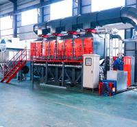 机械加工废气处理设备 RCO催化燃烧工业废气吸附脱附设备
